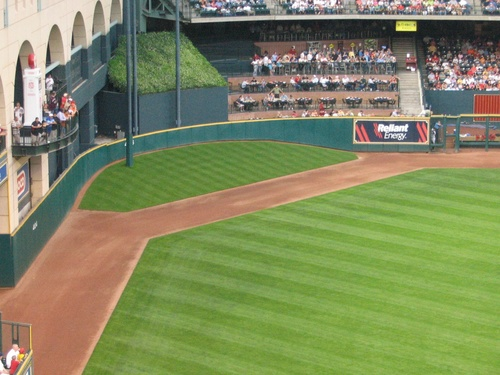 houston astros stadium hill. HOUSTON - Minute Maid Park